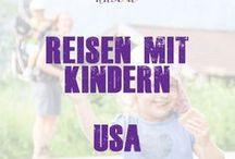 USA - Reisen mit Kindern - dastoa / Ausflugsideen, Ausflugsziele mit Kindern in den USA. Ein Spielplatz, eine Wanderung, ein Museum, Baden, Strand, Schlittenfahren. Egal was und wo - die besten Plätze für Kinder in Amerika!