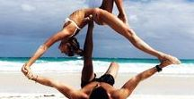 Yoga / Everything about Yoga. Yoga practices, yoga clothes and acessories.