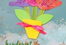 Easter Crafts for Kids / Great selection of some of the cutest and best Easter Crafts that even kids can do!  DIY!!! :)