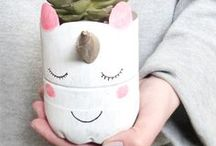 Best Unicorn DIY Crafts / Some of the most fabulous Unicorn Crafts and DIY Projects