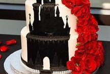 Wedding Cakes -  My Favorites / Some of the most beautiful, original and downright crazy wedding cakes.  All of my favorites!  I'm always adding to it!