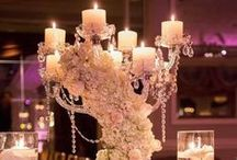 flowers wedding / wedding flower arrangement