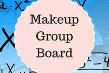 Makeup & Beauty Group Board / Calling all my beauty bloggers! Anything makeup, skincare, nails, and hair!! To join, please FOLLOW MY PROFILE, not just the board, and email me at Themakeupequation @ gmail dot com and send me your Pinterest URL. No daily pin limit! but! please NO MORE THAN FOUR PINS in a row at the same time.  Please repin from the board to increase your exposure and the exposure of the board. I love all my followers and contributors, thanks for joining! ~ Petra
