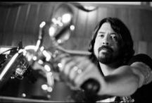Foo Fighters / Pics of Dave and the Boys / by Shelly Steele