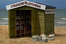 A world of books / Un mundo de libros