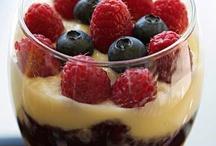 Snacks/Desserts / by Brenda Lee