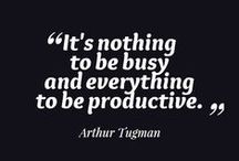 Productivity / by Working Simply