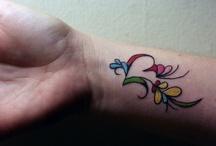 Tattoos / by Amy Farina