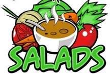 Soup and Salad Please