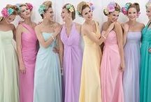 Bridesmaid Dresses / Gorgeous bridesmaid dresses we really do have something to suit bridesmaids in all shapes and sizes, wide choice of colours in across the styles.