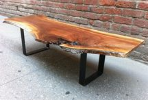 Pasadenaville: Sustainable Furnishings / Handmade sustainable wood furniture, specializing in live edge wood.  All tables and furnishings are built by designer and proprietor, Ming Wang, using only sustainably harvested woods and high quality workmanship, and offered to you at affordable prices.