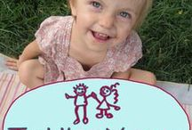 ♥A Board for Adelynn & Brianne♥ / |Fun Ideas for Kids, Helpful Articles| / by Lisa Djan