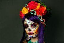 Dia de muerte  / by shomer michal