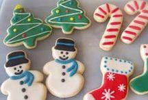 Christmas Baking ☃ / by Lisa Djan