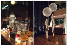 New Years Eve weddings + events