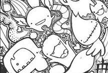 Doodles / by Mario Morales