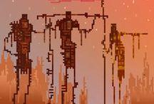 Pixel / by Mario Morales