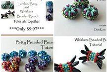 Bead Weaving Tutorials Sharing Board / Share your own and your friends Bead Weaving Tutorials.