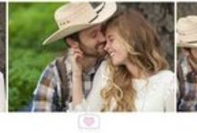 Engagements | elovephotos / A collection of engagement photos.  It helps give you a good idea of what to wear! :)