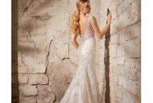 Mermaid Style Wedding Dresses / Fit and Flare, Fishtail, Mermaid and Trumpet Style Wedding Dresses