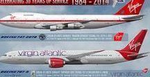 Avia. Schemes and profiles