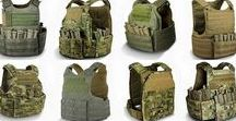 Military. Tactical gear
