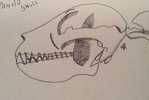 My artwork / Random things I've drawn