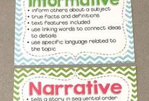 Writing Styles / Narrative, persuasive, expository, and descriptive writing ideas.