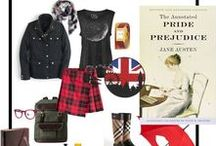 JaneUndone On Polyvore / Creating beautiful vignettes, some Jane Austen inspired and others life inspired. Enjoy!
