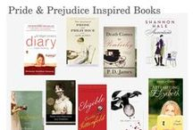 Jane Austen Sequel books / Books written by other authors, prequels, sequels, variations, mash-ups and more! All inspired by Jane.