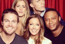 Arrow,Supergirl e Flash!!!
