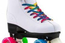 Patins#Adorooo / Adoro andar de patins.Pra mim isso me faz sentir livre!