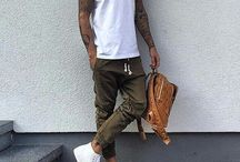 Street fashion(male)