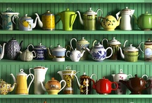 Totally Teapots!  / by Jenn