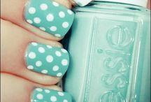 Nail polish swatches / by Sarah