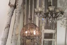 Antique Architectural and Salvage Pieces / by Angela Wilkins