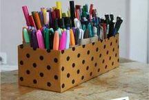 organization / by Monica Eustace