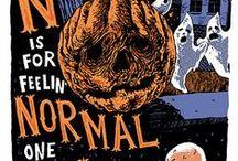 Halloween/Samhain / by Alex Lindsey Choi