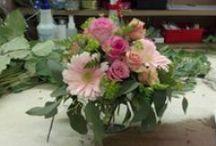 Crystal Springs Florist wedding Flowers / by Shaya Sherwood