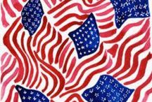 fourth of july / by Monica Eustace