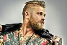 Eye Candy / I like beards. Glasses. Good locks. And some tattoos don't hurt either / by Maya Shedrick