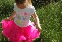 Fashion for girls / A fashion board for all cute children's outfits.