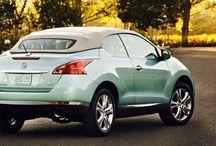 Nissan CrossCabriolet / Murano CrossCabriolet: Innovative Convertible SUV