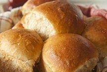food {breads} / by deborah