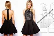 DIY fashion and sewing ideas