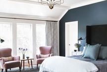 Home Paint - Interior Ideas / How to find the perfect paint for your home. Home interior inspiration.
