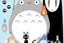 Ghibli / by Alex Lindsey Choi