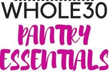 Whole 30, Paleo and other Healthy Recipes / Whole 30, paleo and other healthy recipes, shopping lists, tips and advice. Plus dairy free recipes.