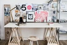 Home office / Home office inspiration, ideas. Hidey hole. Just say no to #bliss