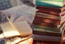 Books! / YA books, NA books, romance books, Urban fantasy, fantasy, Sci Fi... Pretty much all of the books and a few bookstagram posts.